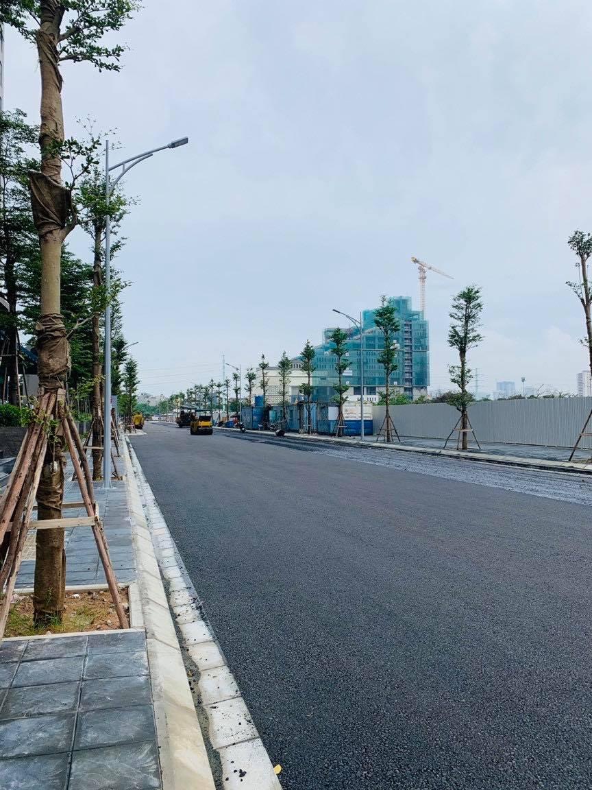 Con đường mở ra mặt tiền thứ ba cho chung cư Mỹ Đình Pearl
